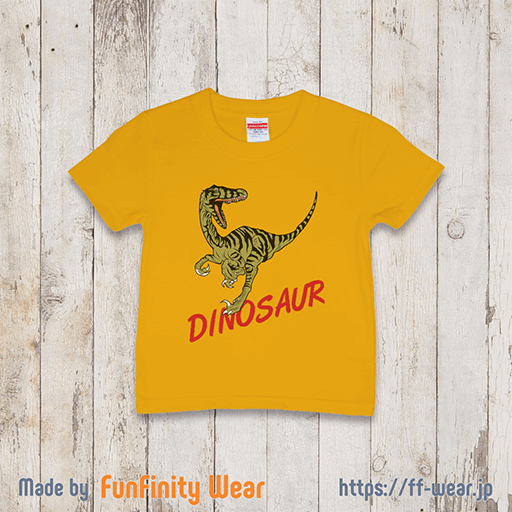 子供恐竜テンプレート2
