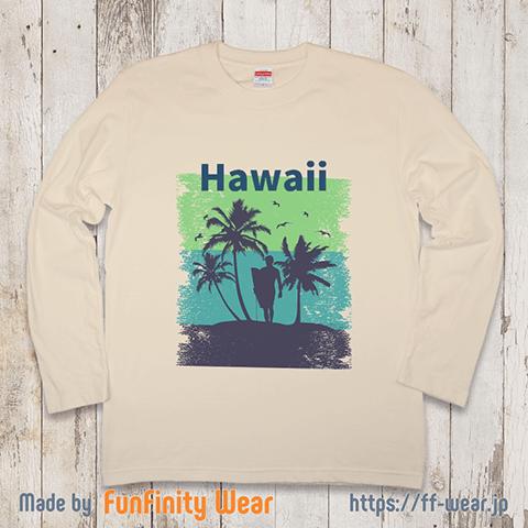 HwaiiのTシャツのサンプル